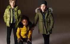 Kids fashion beautiful yellow jacket