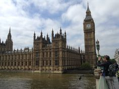 house of Parliament and Big Ben, London