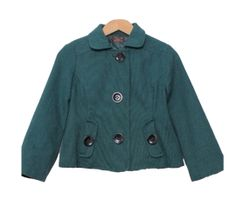 Chaqueta verde Pull and Bear 30.00€