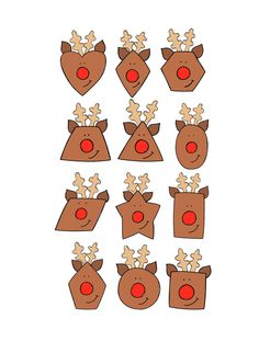 Preschool Christmas, Christmas Activities, Christmas Baby, Christmas And New Year, Christmas Themes, Book Activities, Christmas Crafts, Shapes For Toddlers, Shape Matching