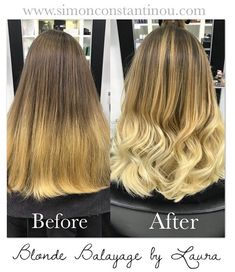 Grey Hair Don't Care, Latest Hair Color, Colour Trends, Hair And Beauty Salon, Hair Transformation, Blonde Balayage, Hair Colour, Color Inspiration, Lighter