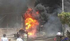 مقتل 4 رجال شرطة إثر انفجار عبوة…: أعلنت مصادر أمنية، اليوم الجمعة، أن أربعة رجال شرطة قُتلوا جرّاء انفجار عبوة ناسفة قرب حاجز في مدينة…