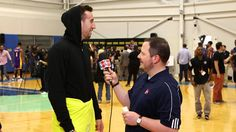 """Karl Anthony-Towns Asks Frank Kaminsky """"What Are Those?"""""""
