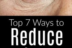 Here 7 Ways To Reduce Wrinkles & Look Younger!!!!