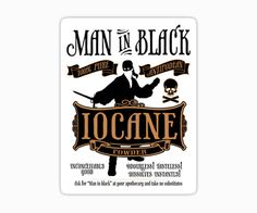 Iocane powder label, The princess bride, man in black Man In Black, Black Men, The Princess Bride, Princess Bride Tattoo, Princess Bridal, Thing 1, Geek Out, Make Me Happy, So Little Time