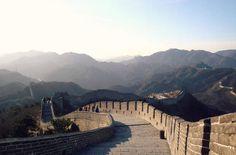 Chinese muur in de winter explorist china Beijing wishlist
