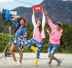 Youtube Rewind, Disney Channel, Lps, Tessa Brooks, Jake Paul, Jojo Siwa, Dove Cameron, Harley Quinn, Ariana Grande