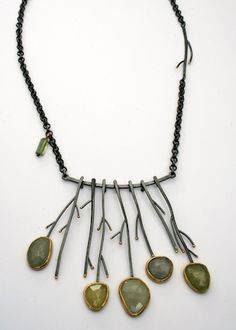 Necklace |  Sydney Lynch ~ 'Solstice'