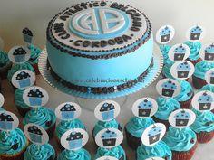 Torta y cupcakes de Belgrano