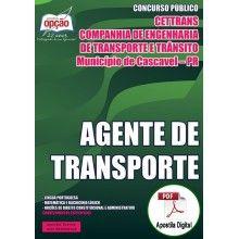Apostila Digital Concurso CETTRANS / PR 2015 - Agente de Transporte