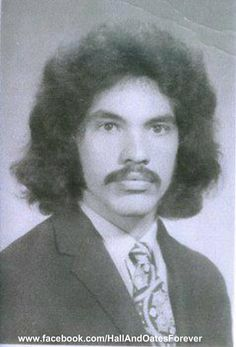 This is John Oates college yearbook picture. He graduated from Temple University in June 1970 where he majored in journalism. He graduated a few weeks after being classified 4-F by the Selective Service Board. Like this photo? Please join my FB page to see more! www.facebook.com/HallAndOatesForever