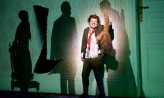 The great expressionist experiment: theatre seizes the essence of life