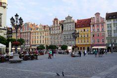 Wroclaw Market Square 2