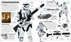 Star Wars: The Force Awakens Visual Dictionary // Stormtroopers