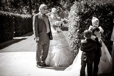 Wedding Dress: Grace Loves Lace - http://graceloveslace.com.au/ Event Planning: A Savvy Event - http://asavvyevent.com Wedding Venue: Villa Del Sol D'Oro - http://www.stylemepretty.com/portfolio/villa-del-sol-doro   Read More on SMP: http://www.stylemepretty.com/2017/01/10/one-bride-four-gowns/