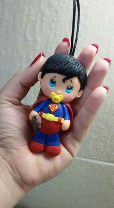 Baby super man biscuit