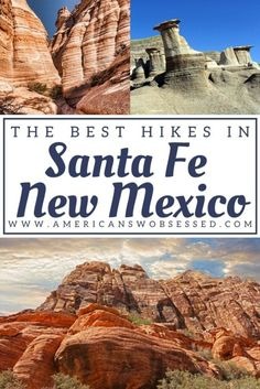 Santa Fe is a wonderful place to go hiking. Santa Fe hiking-Santa Fe is a wonderful place to go hiking. Santa Fe hiking trails are amazing… Santa Fe is a wonderful place to go hiking. Santa Fe hiking trails are amazing. New Mexico Road Trip, Travel New Mexico, Us Road Trip, Mexico Vacation, Italy Vacation, Hiking Places, Go Hiking, Hiking Trails, Colorado Hiking