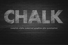 Chalk board lettering is a set of high quality VECTOR letters, numbers and punctuation. Simply open the file in illustrator and copy the letters onto your Handwritten Fonts, Chalk Board, Photography Website, Punctuation, Have Some Fun, Lovers Art, Graphic Illustration, Your Design, Brave