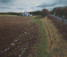 Auction Calendar - Page 1 Irish Art, Calendar Pages, Railroad Tracks, Sticks, Ireland, Auction, Country Roads, Contemporary, Landscape