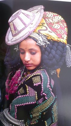 Yemeni Girl اليمن   - Explore the World with Travel Nerd Nici, one Country at a Time. http://TravelNerdNici.com