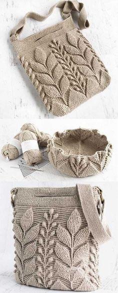 Crochet handbags 829788300076904694 - Crochet Leaf Bag Pattern – Design Peak Source by annakornela Crochet Market Bag, Crochet Tote, Crochet Handbags, Crochet Purses, Crochet Crafts, Crochet Projects, Free Crochet, Knit Crochet, Crochet Bag Tutorials