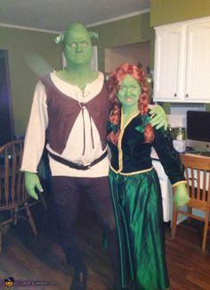 Homemade Halloween Costume Ideas | Pinterest | Shrek costume Shrek and Costumes  sc 1 st  Pinterest & Homemade Halloween Costume Ideas | Pinterest | Shrek costume Shrek ...
