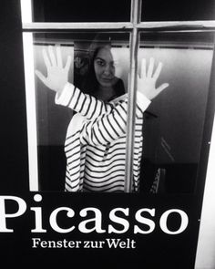 via Instagram briti_cordes: #PicassoMe Ausstellung Hamburg