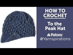 How To A Hat: To The Peak Cap - YouTube