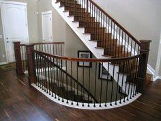 Flooring For Stairs, Best Flooring, Traditional Staircase, Doors And Floors, Home Inc, Hardwood Floors, Windows, Ceilings, Baltimore