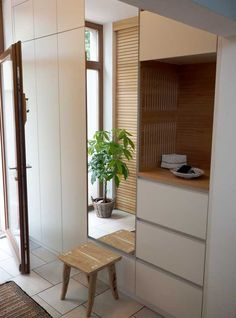 Vorzimmer Ladenelement Hallway Furniture, Shoe Cabinet, Mudroom, Furniture Making, Modern, Entryway, New Homes, The Originals, Inspiration