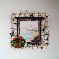 la ventana discreta