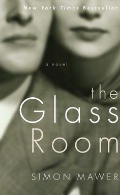 """The Glass Room"" by Simon Mawer ...really enjoyed this and want to learn more about Czech Republic"