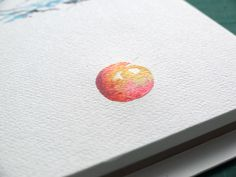 optimisation-pas-a-pas-aquarelle-astuce-ombre-06 Easy Watercolor, Simple Subject, Painting Tutorials, Watercolors, Drawing Drawing