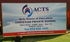 Trailer Ads 6x3m plus  1.8x3m back now available for Jozi campaigns from #AfricanGuru Advertising