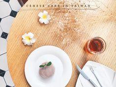 下午茶絕對少不了的經典乳酪蛋糕,尤其那個大理石紋乳酪真是美到火都生起來了!