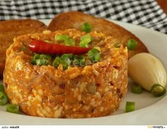 Baked Potato, Ham, Potatoes, Baking, Ethnic Recipes, Halloween, Food, Red Peppers, Hams