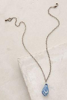 Carved Tide Necklace - anthropologie.com #anthrofave