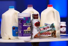 Learn if bulking up by drinking a gallon of milk a day is a good idea.