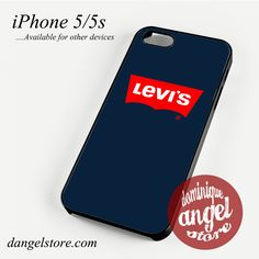 Levis Logo Phone Case for iPhone 4/4s/5/5c/5s/6/6s/6 plus