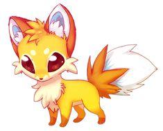 chibi_fox_by_vengefulspirits-d3hq7k1.gif (385×309)
