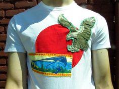 Upcycled tshirt