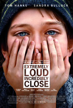 Extremely Loud & Incredibly Close(2011)邦題・・ものすごくうるさくて、ありえないほど近い