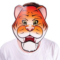 Dino Talking Head ~ Product Review ~ Fun 4 Kid ~ Fantastic #Tiger #Mask #Fun for #Children ~ http://www.fun4kid.com/2014/09/dino-talking-head-product-review.html
