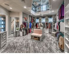 When You Have A Two Story Walk In Closet Can I Move By Custom Homes