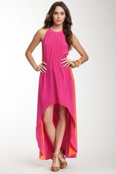 HauteLook | Madison Marcus: Hi-Lo Silk Dress