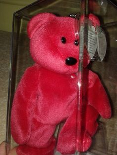 This Beanie Babies -  1 The Bear - sold for  1 e85cc02c2253