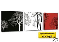 Cuadros en Lienzo 150 x 50 cm Nr. 4208 arte... #cuadro #moderno