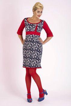 Buy your new dress on newdress.dk Margot dress: Sammie Someone Spring 2016 #newdress_dk #vintagedress #retrodress