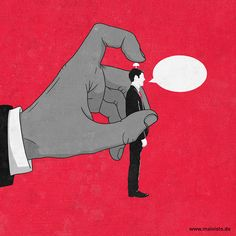 Thought Provoking Minimalist Illustration by Sergio Ingravalle Art And Illustration, Pictures With Meaning, Satirical Illustrations, Political Art, Sad Art, Conceptual Art, Urban Art, Illustrators, Graphic Art
