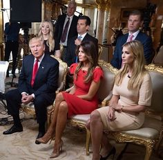 .Trump family on 60 Minutes.